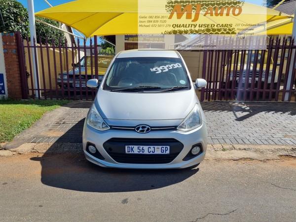 2013 Hyundai i10 1.1 Gls  Gauteng Roodepoort_0