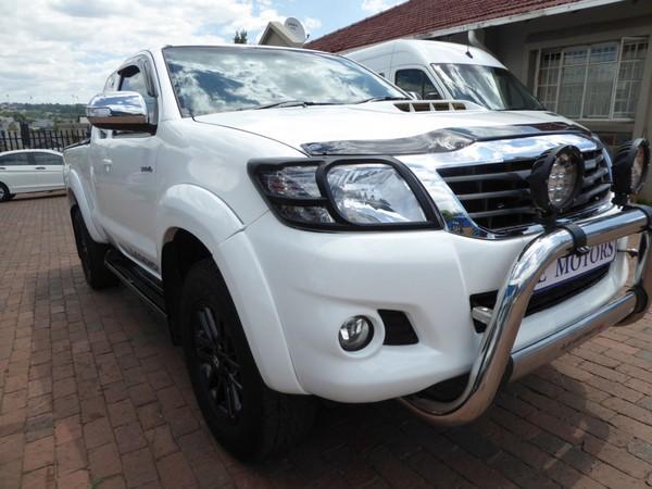 2015 Toyota Hilux 3.0D-4D LEGEND 45 XTRA CAB PU Gauteng Bramley_0