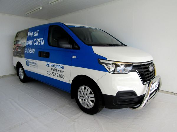 2021 Hyundai H1 2.5 Crdi Ac Fc Pv At  Limpopo Polokwane_0