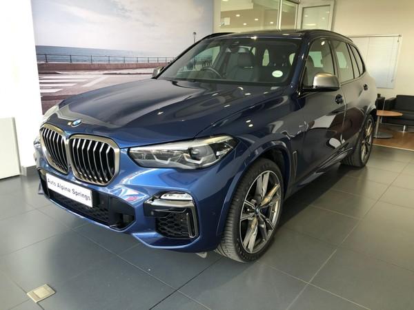 2020 BMW X5 M50d Gauteng Springs_0