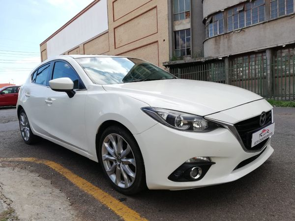2015 Mazda 3 1.6 Dynamic 5-Door Gauteng Johannesburg_0