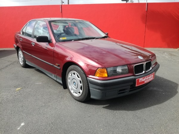 1994 BMW 3 Series 316i e36  Western Cape Goodwood_0