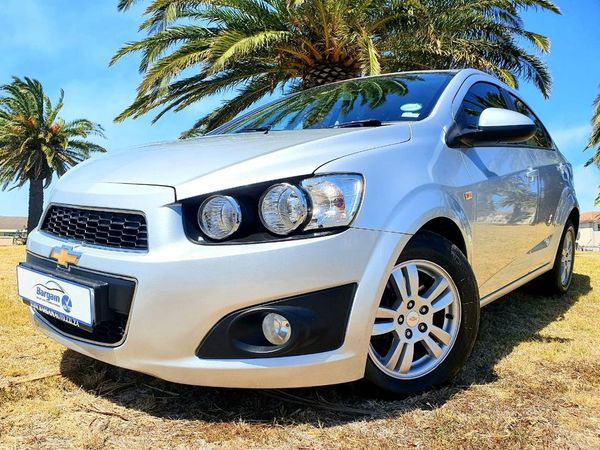 2012 Chevrolet Sonic 1.6 LS Western Cape Goodwood_0