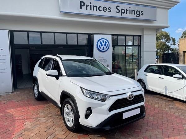 2019 Toyota Rav 4 2.0 GX Gauteng Springs_0