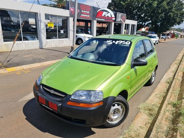 2005 Chevrolet Aveo 1.5 5dr  Gauteng Kempton Park_0