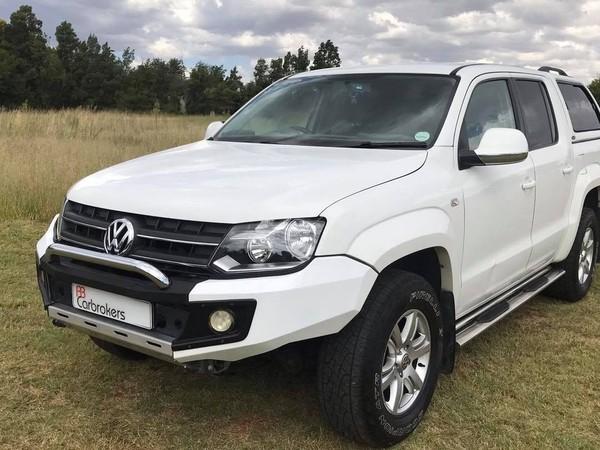 2015 Volkswagen Amarok 2.0 Bitdi Highline 132kw Dc Pu  Gauteng Pretoria_0