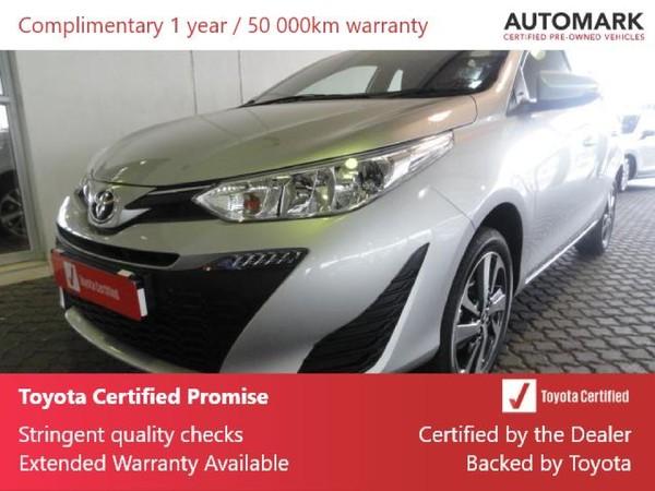2020 Toyota Yaris 1.5 Xs CVT 5-Door Gauteng Brakpan_0
