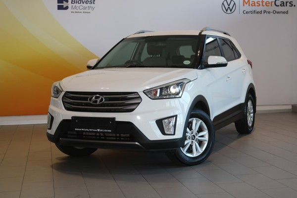 2018 Hyundai Creta 1.6 Executive Auto Western Cape Parow_0