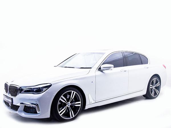 2019 BMW 7 Series 730d M Sport Gauteng Boksburg_0