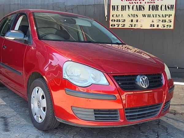 2005 Volkswagen Polo 1.4 Trendline  Gauteng Johannesburg_0