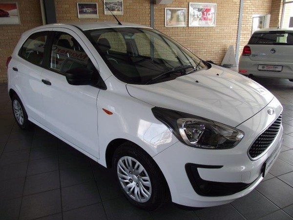 2020 Ford Figo 1.5Ti VCT Ambiente 5-dr Free State Welkom_0