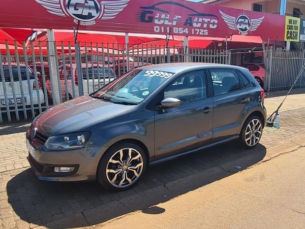 2011 Volkswagen Polo 1.4 Comfortline  Gauteng Lenasia_0