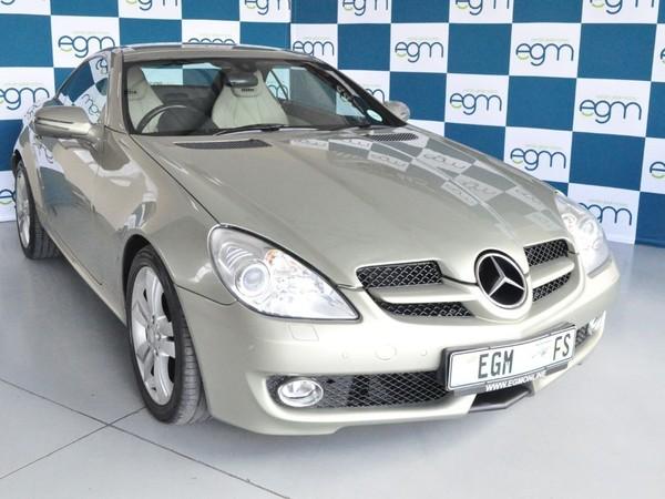 2010 Mercedes-Benz SLK Slk 350 At  Free State Bloemfontein_0