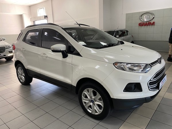 2018 Ford EcoSport 1.5TDCi Trend Kwazulu Natal Richards Bay_0