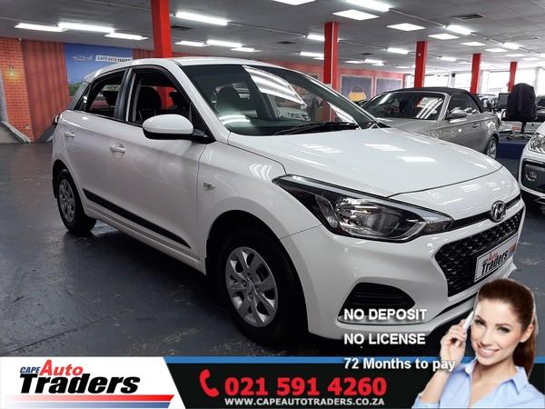 2019 Hyundai i20 1.2 Motion Western Cape Goodwood_0