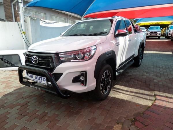 2020 Toyota Hilux 2.8 GD-6 Raised Body Legend 4x4 Auto Extended Cab Gauteng Bramley_0