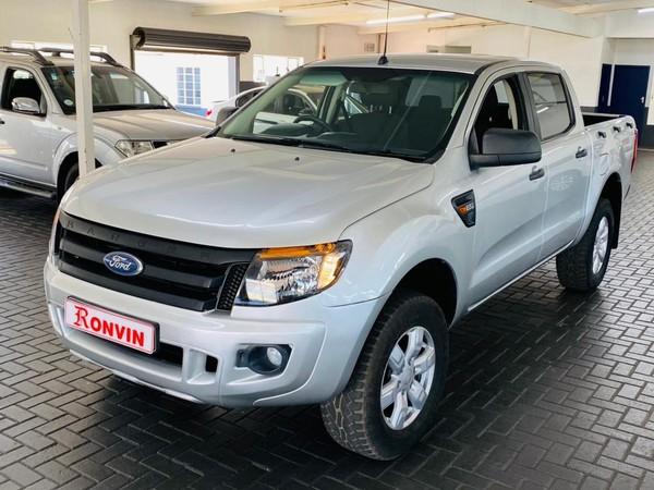 2015 Ford Ranger 2.2tdci Xl Pu Dc  Mpumalanga Middelburg_0