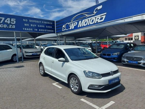 2017 Volkswagen Polo GP 1.2 TSI Comfortline 66KW Western Cape Bellville_0