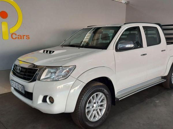 2014 Toyota Hilux 3.0 D-4d Raider 4x4 Pu Dc  Mpumalanga Mpumalanga_0