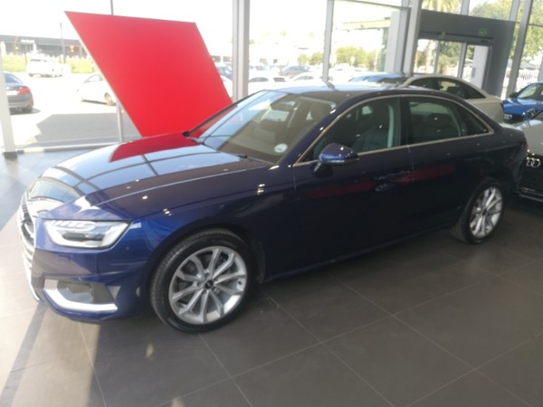 2021 Audi A4 2.0T FSI Advanced STRONIC 35 TFSI Gauteng Johannesburg_0
