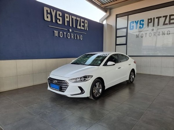 2017 Hyundai Elantra 1.6 Executive Gauteng Pretoria_0