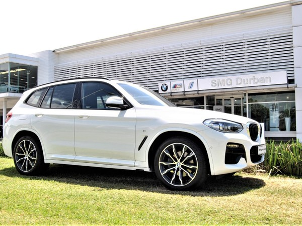 2020 BMW X3 sDRIVE 18d M Sport G01 Kwazulu Natal Durban_0