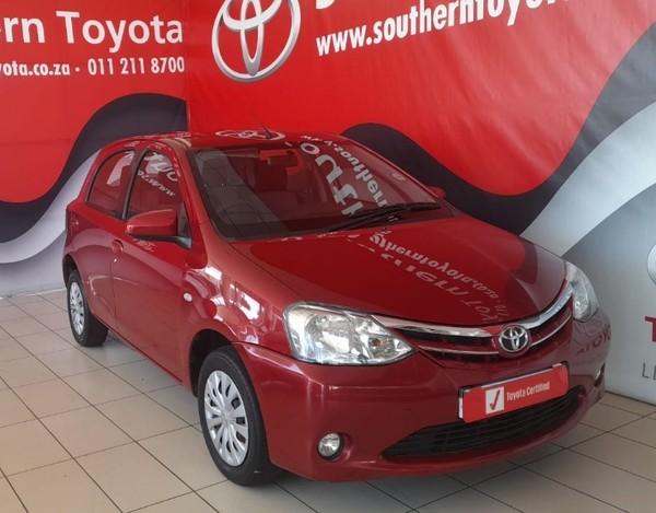 2014 Toyota Etios 1.5 Xs 5dr  Gauteng Lenasia_0