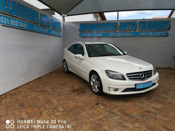 2010 Mercedes-Benz CLC Clc 180k At  Western Cape Somerset West_0