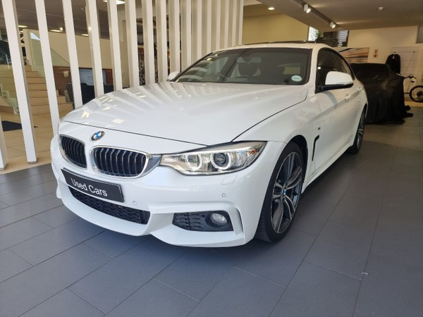 2017 BMW 4 Series 420D Coupe M Sport Auto Western Cape Paarl_0