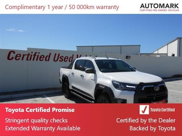 2021 Toyota Hilux 2.8 GD-6 RB Legend RS 4x4 Double Cab Bakkie Eastern Cape Port Elizabeth_0