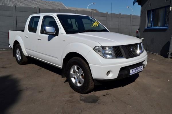 2015 Nissan Navara 2.5 Dci  Xe Pu Dc  Gauteng Johannesburg_0