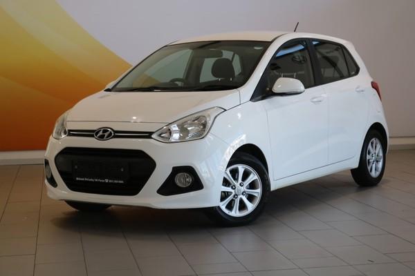 2015 Hyundai Grand i10 1.25 Fluid Western Cape Parow_0