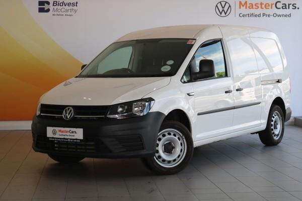 2020 Volkswagen Caddy MAXI 2.0TDi 81KW FC PV Western Cape Parow_0