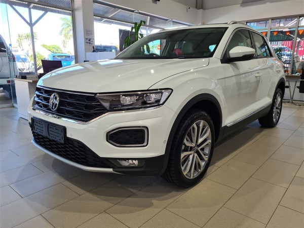 2021 Volkswagen T-ROC 2.0 TSI Design 4MOT DSG Kwazulu Natal Hillcrest_0