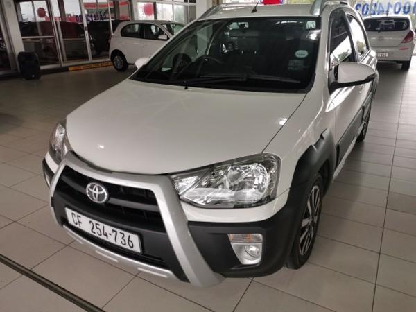 2019 Toyota Etios Cross 1.5 Xs 5Dr Western Cape Brackenfell_0