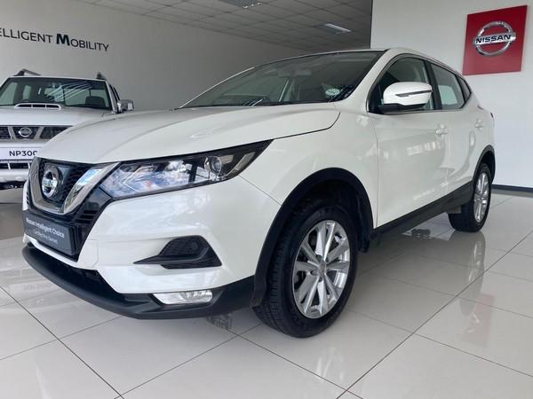 2018 Nissan Qashqai 1.5 dCi Acenta Eastern Cape Humansdorp_0
