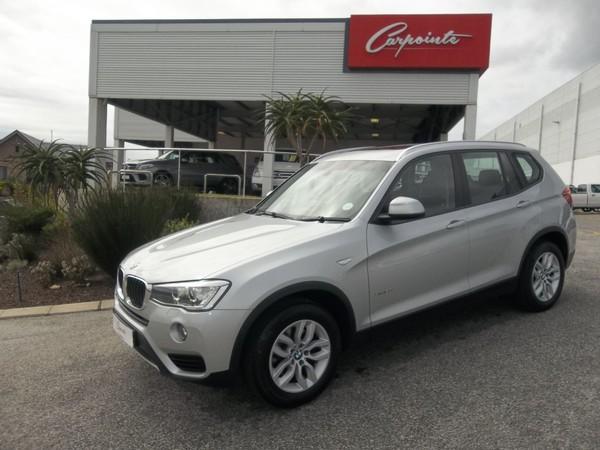 2016 BMW X3 xDRIVE20d Auto Western Cape George_0