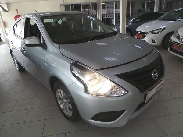 2018 Nissan Almera 1.5 Acenta Auto Gauteng Alberton_0