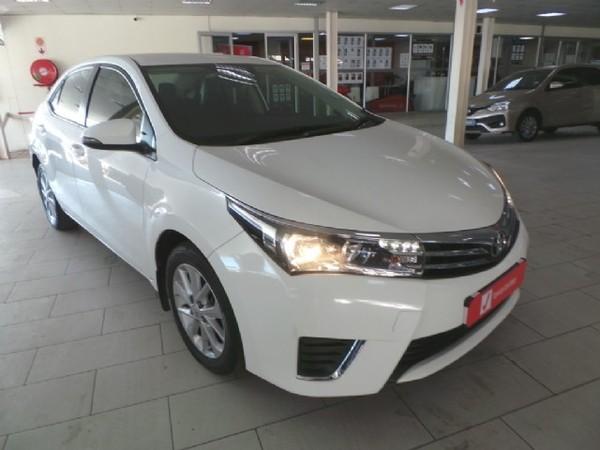 2015 Toyota Corolla 1.8 High Gauteng Alberton_0