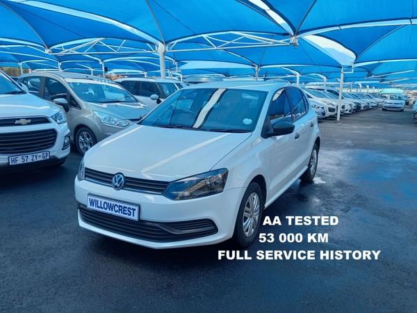 2017 Volkswagen Polo 1.2 TSI Trendline 66KW Gauteng Randburg_0