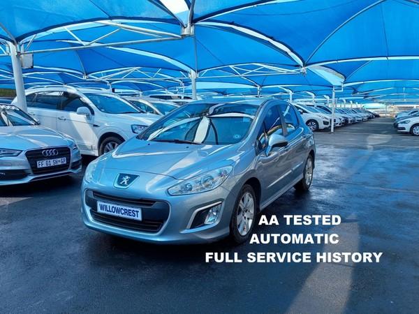 2012 Peugeot 308 1.6 Premium  Active At  Gauteng Randburg_0