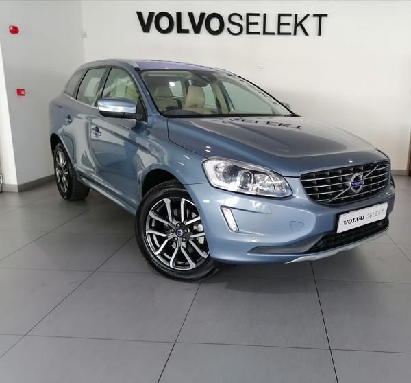2017 Volvo XC60 D4 Momentum Geartronic Free State Bloemfontein_0