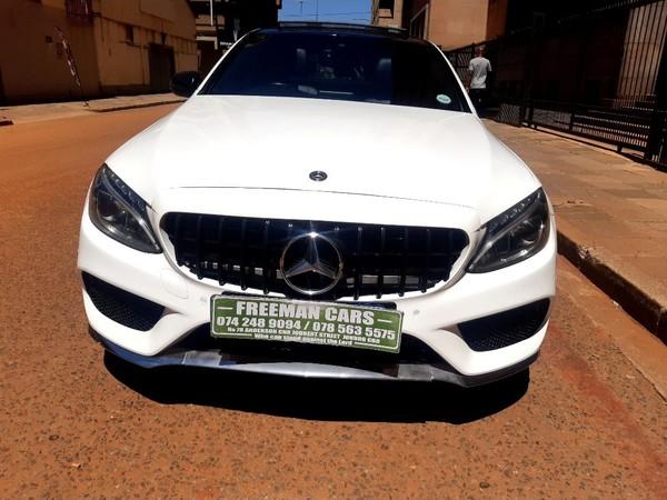 2018 Mercedes-Benz C-Class C 180 Estate AMG Line Auto Gauteng Johannesburg_0