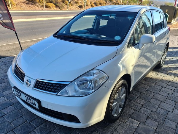 2012 Nissan Tiida 1.6 Visia 5-dr Western Cape Worcester_0