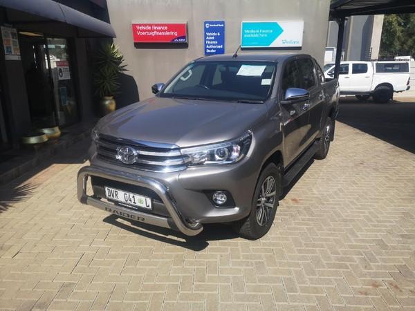 2017 Toyota Hilux 2.8 GD-6 RB Raider Double Cab Bakkie Auto Limpopo Polokwane_0