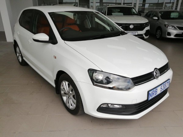 2018 Volkswagen Polo Vivo 1.4 Comfortline 5-Door Kwazulu Natal Richards Bay_0