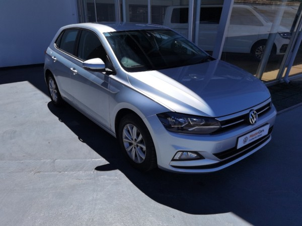 2020 Volkswagen Polo 1.0 TSI Comfortline DSG Gauteng Alberton_0