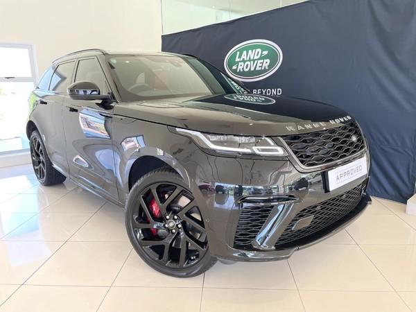 2019 Land Rover Velar 5.0 V8 SVAD Gauteng Four Ways_0