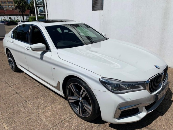2016 BMW 7 Series 750i M Sport Gauteng Germiston_0