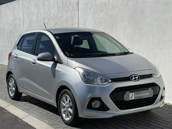 2014 Hyundai Grand i10 1.25 Motion Western Cape Table View_0